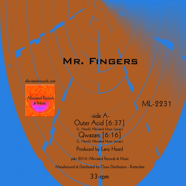 Mr Fingers - Outer Acid