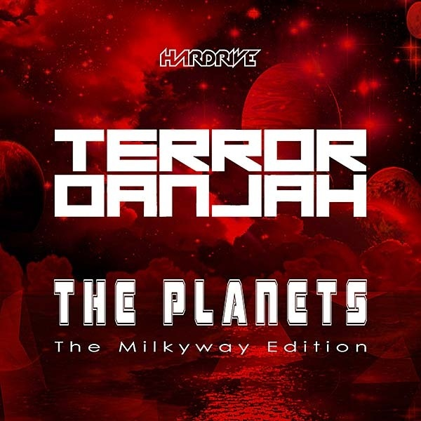 Terror Danjah - The Planets - The Milkyway Edition